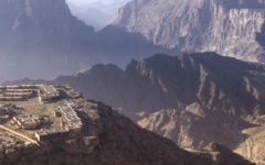 'Fit for a king': Exploring luxury sanctuaries in Oman