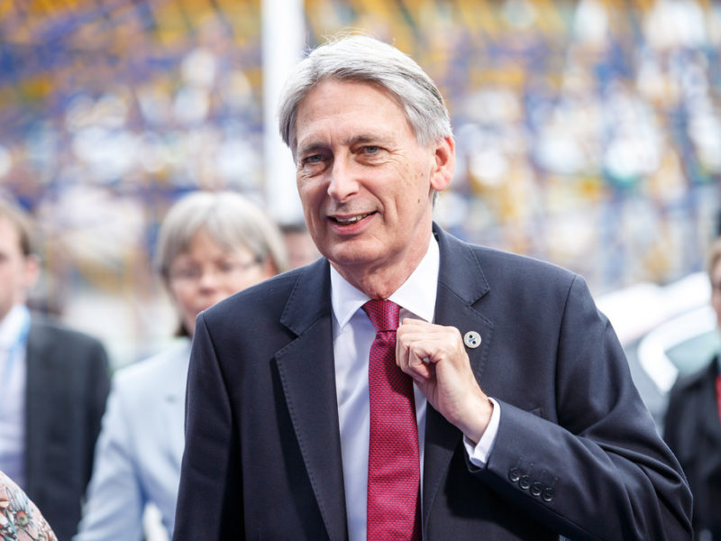 Here's to Hammond's 'short and sweet' Spring Statement
