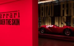 Exhibition: Getting under the skin of Ferrari