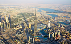 Oasis of luxury: why Dubai is paradise for the jet set