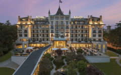 Enjoy a relaxing Easter getaway with the Royal Savoy Hotel & Spa, Lausanne, Switzerland