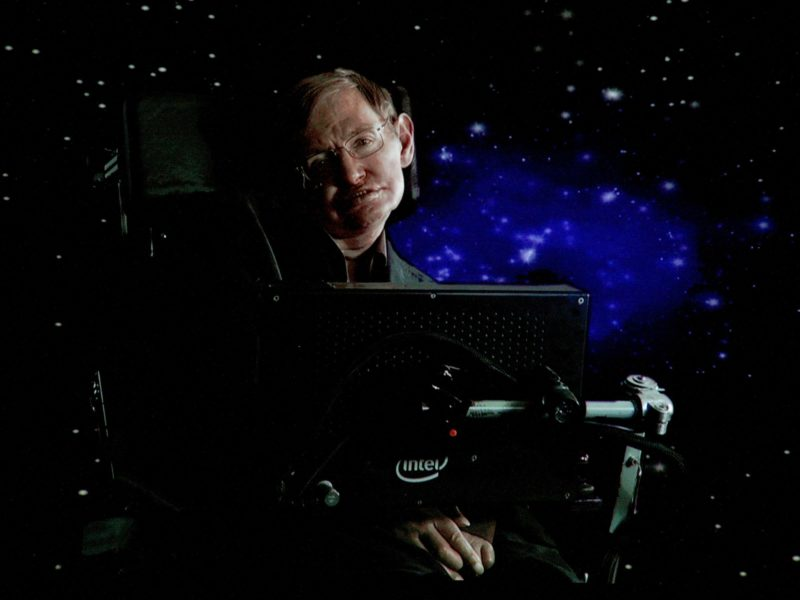 Why Stephen Hawking's legacy will live on in space time