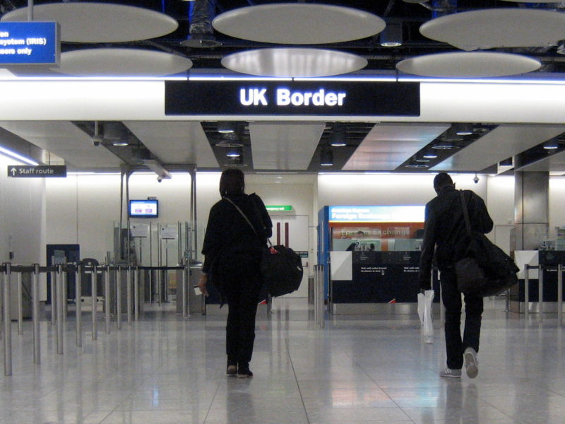 Brexit transition could be 'good news' for immigration