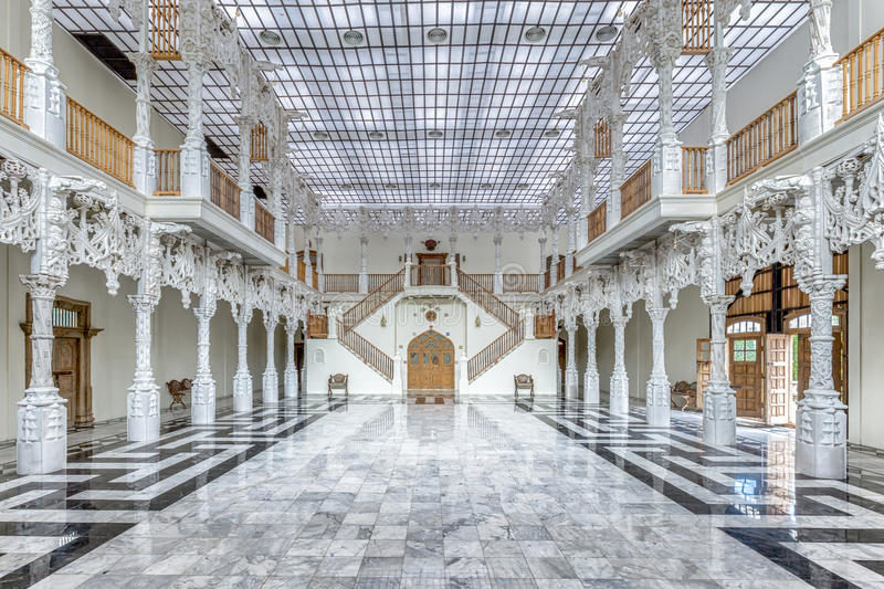Pillars of virtue: why marble is back in architecture