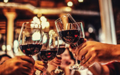 Raise a glass to soaring wine markets