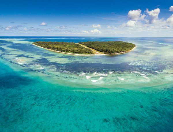 Why this private island is a paradise for the eco traveller
