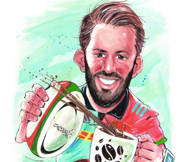 Spear's Midas interview: Chris Robshaw
