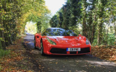 The 488 GTB is Ferrari's automotive masterpiece