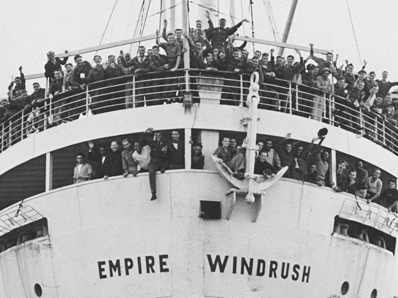 Windrush saga is a hoarder's charter