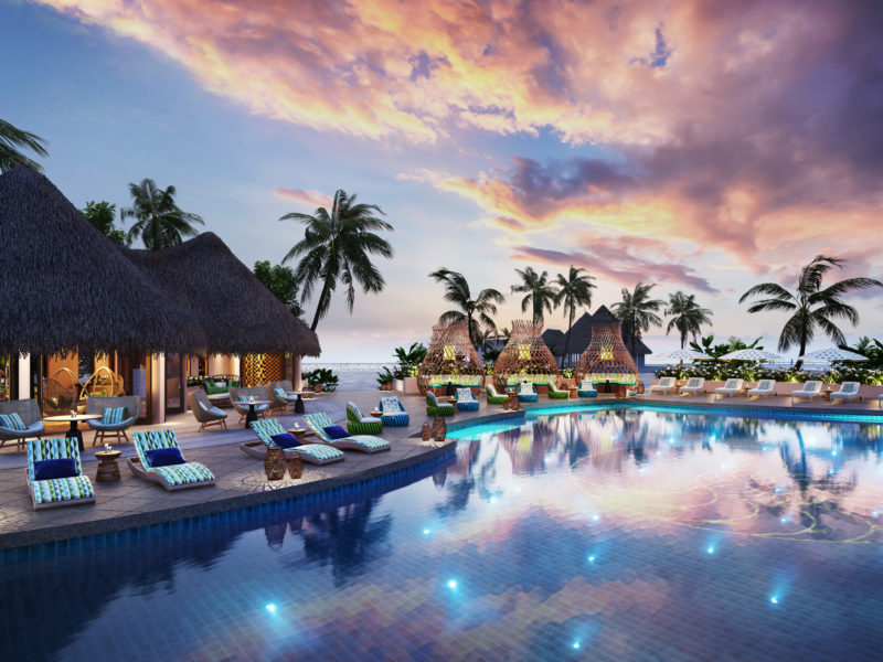 The Nautilus Maldives is set out to woo the 'modern bohemian'