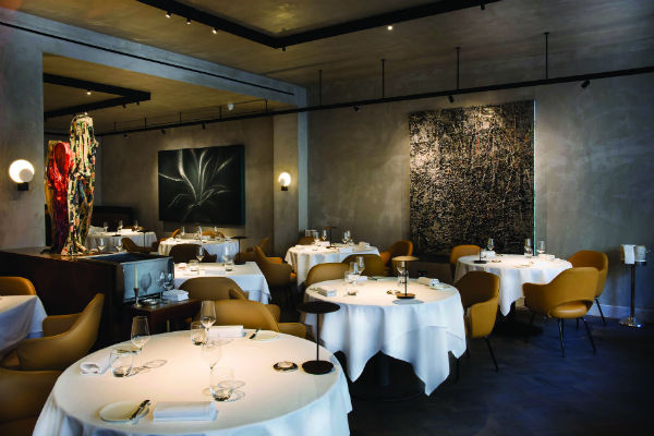 Review: The Square, Mayfair