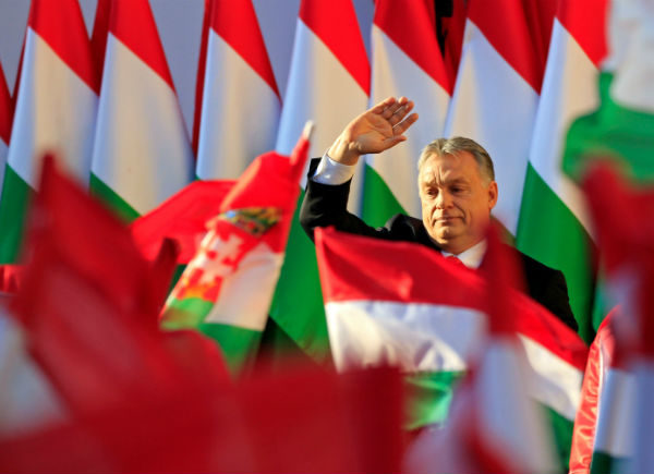 In new test for Europe, Hungary turns right (again)