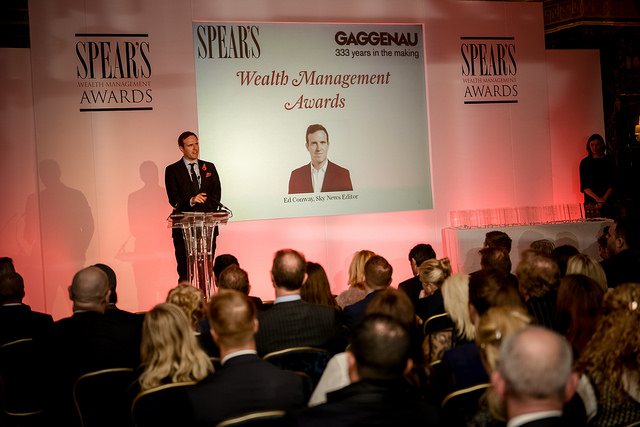 Spear's Wealth Management Awards 2019