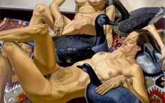 How Philip Pearlstein led a revival in realist art