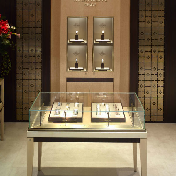 New Patek Philippe collection debuts in Mayfair