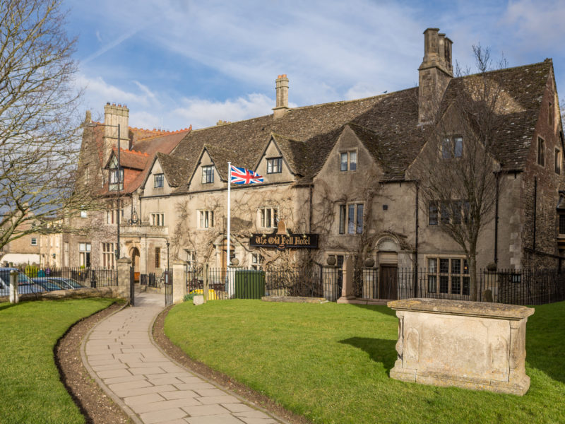 Review: The Old Bell Hotel, Wiltshire