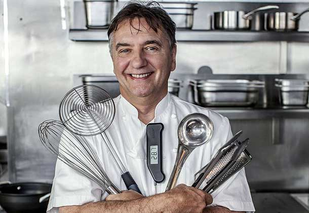 Review: Raymond Blanc's cookery school