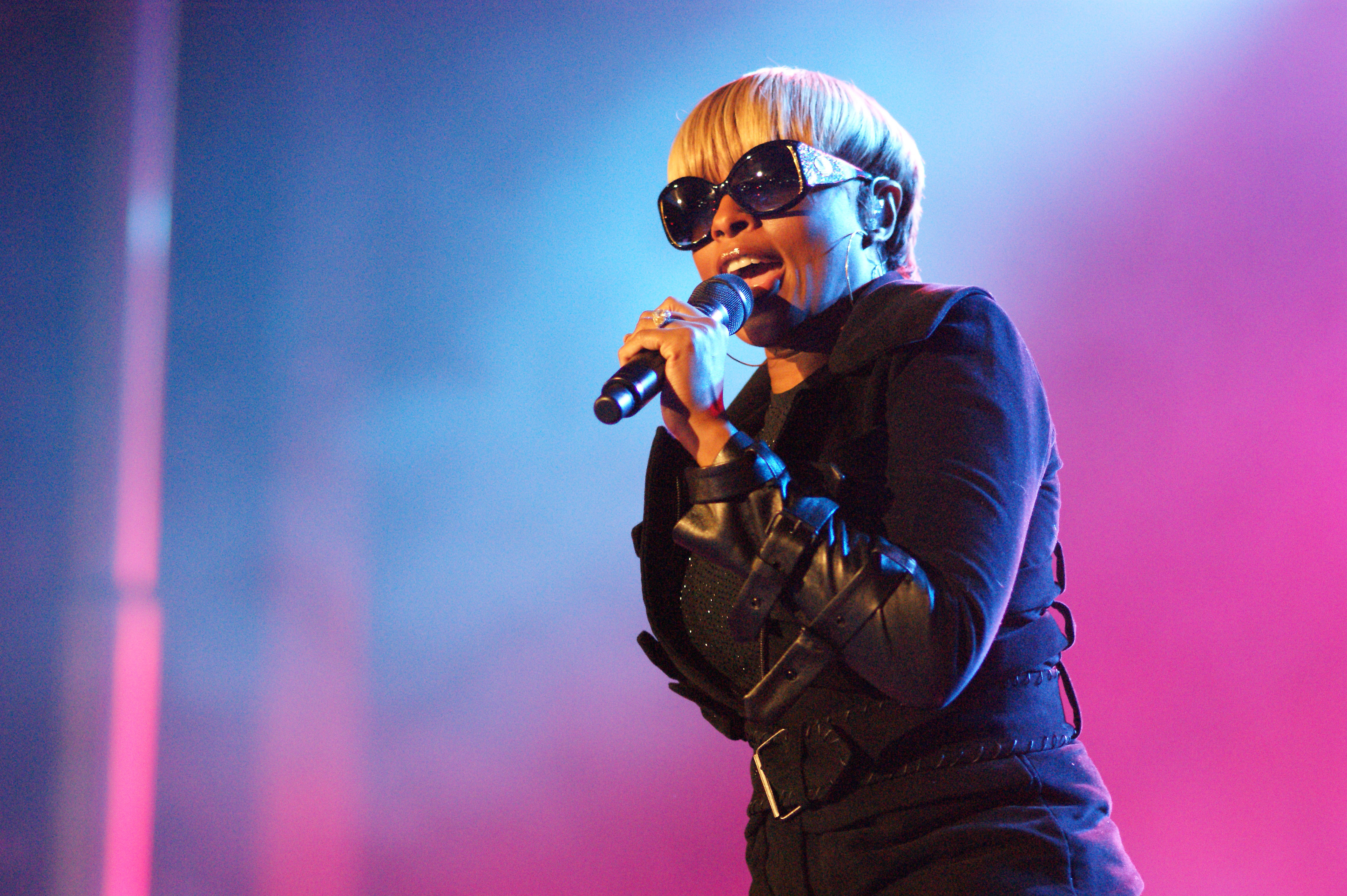 Mary J. Blige's Net Worth