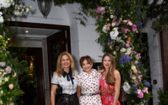 Inside the Forte family summer party to launch Beck at Brown's