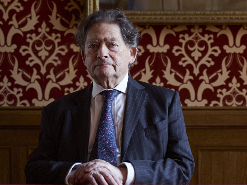 'The sense of injustice is real' —  Nigel Lawson on the dark side of globalisation