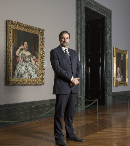 'All is harmony, all is beauty' — an interview with National Gallery director Gabriele Finaldi