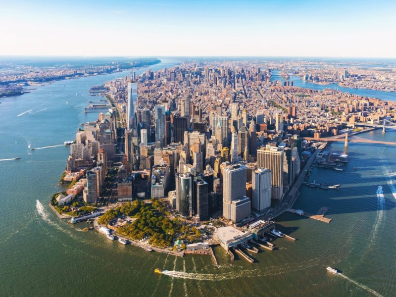 How wealth is moving to Downtown Manhattan