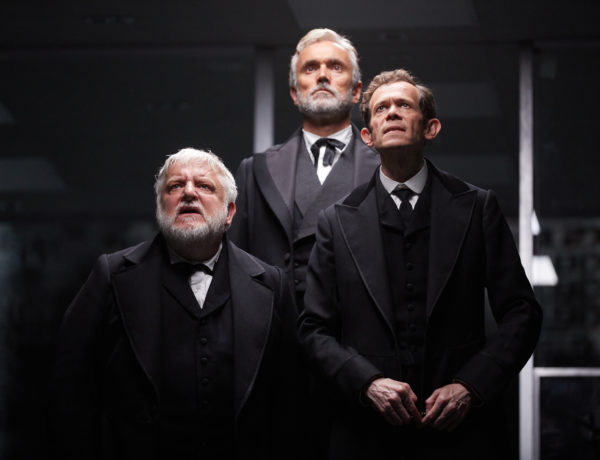 Review: The Lehman Trilogy, National Theatre ★★★★