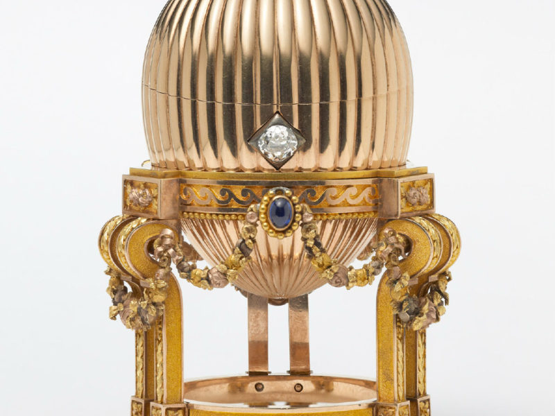 From Russia with l'Oeuf: why the Fabergé phenomenon lives on