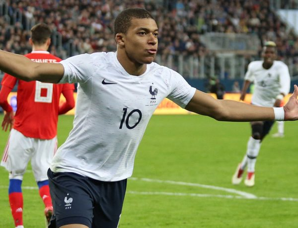 Kylian Mbappe Net Worth