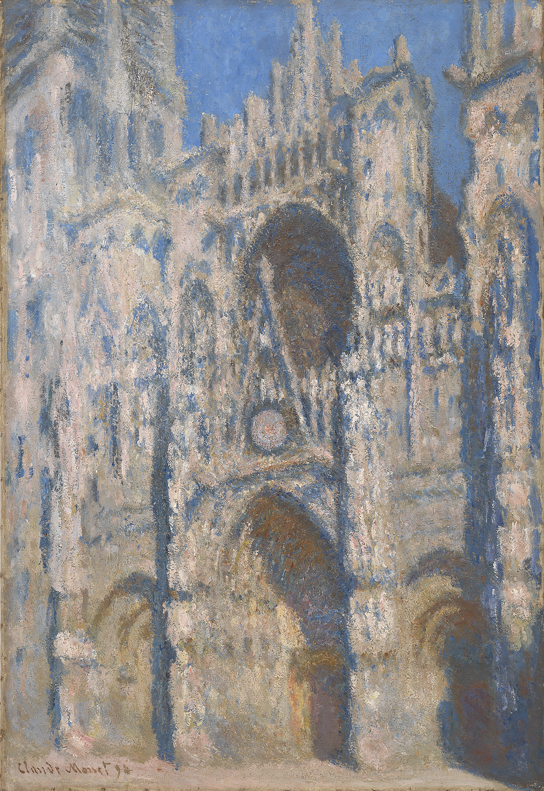 Monet and Architecture review