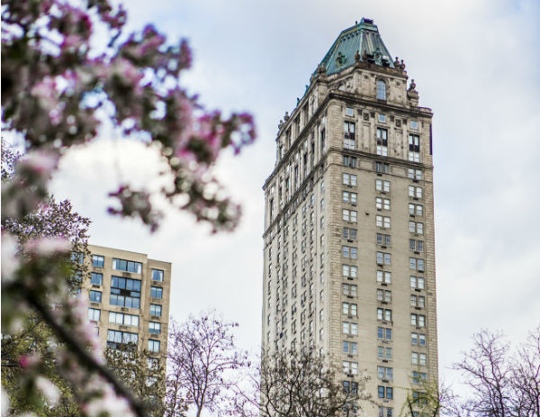 Review: The Pierre, Fifth Avenue