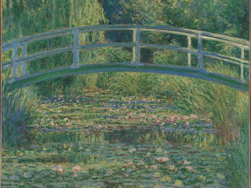 Review: Monet and Architecture, National Gallery