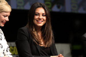 Mila Kunis' net worth