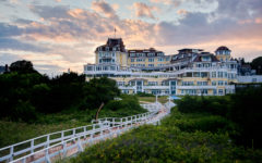 How Chuck Royce revived Rhode Island's Ocean House