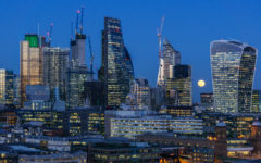 FinTech investment hits £12.2bn as Bank of England plots life without checkouts