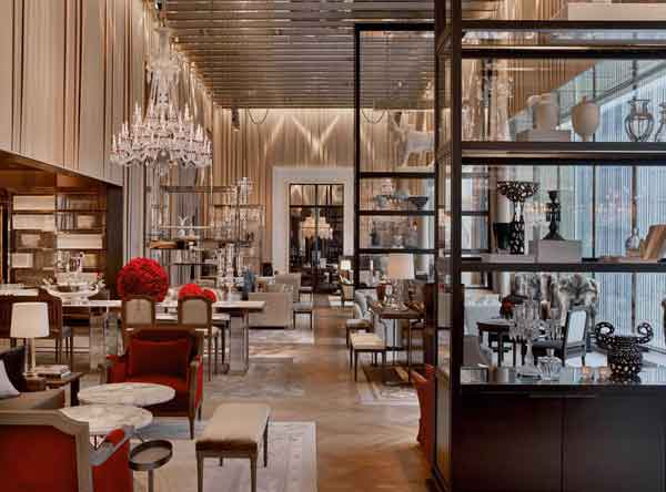 Review: The Grand Salon, the Baccarat, New York