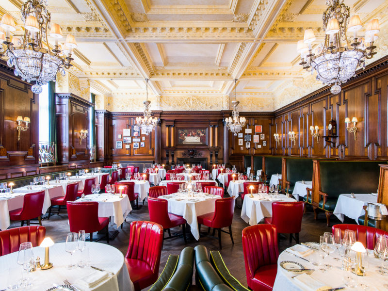 Review: The great rebirth of Simpson's in the Strand