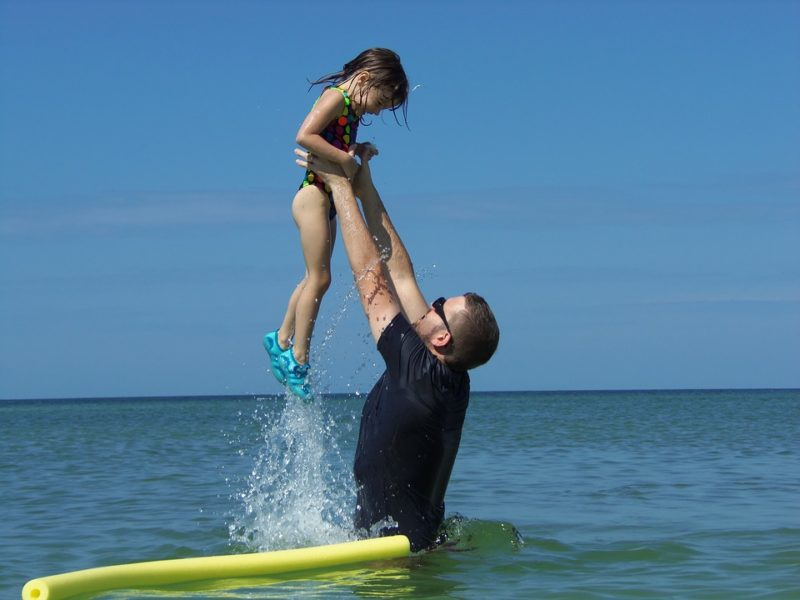 A guide to summer holidays for divorced parents