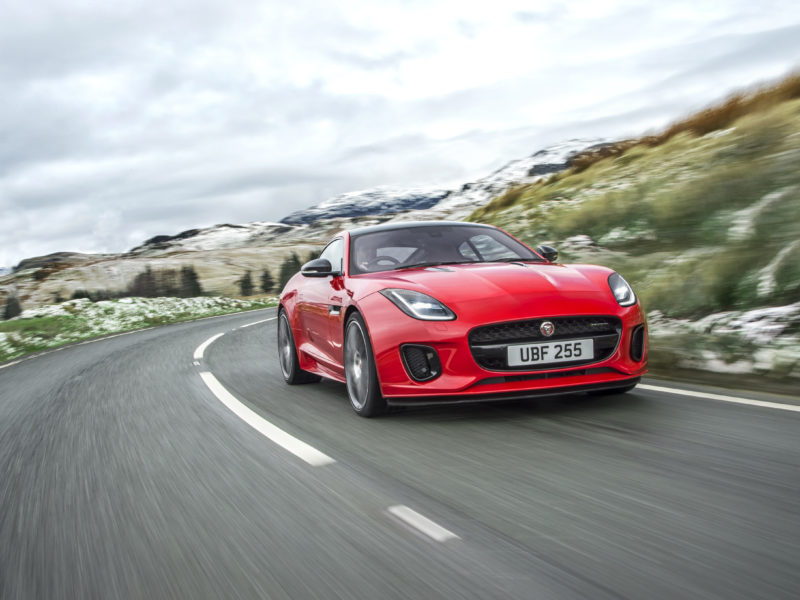 Why Jaguar's F-Type SVR will set your heart racing