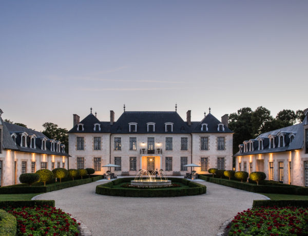 France's Chateau du Coudreceau debuts in the world of luxury golf