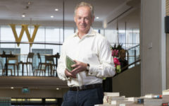 How Waterstones' boss James Daunt is keeping print alive