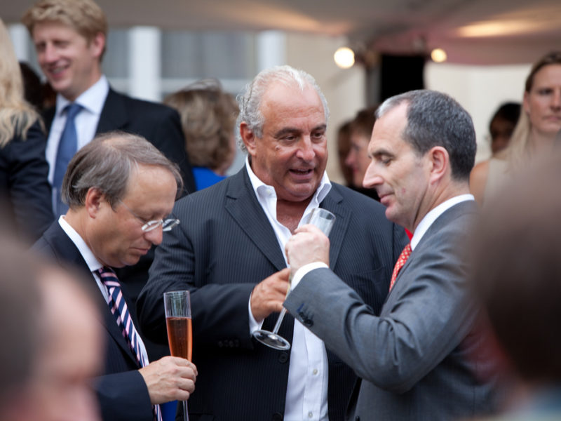Review: Sir Philip Green and the collapse of BHS – damaged goods?
