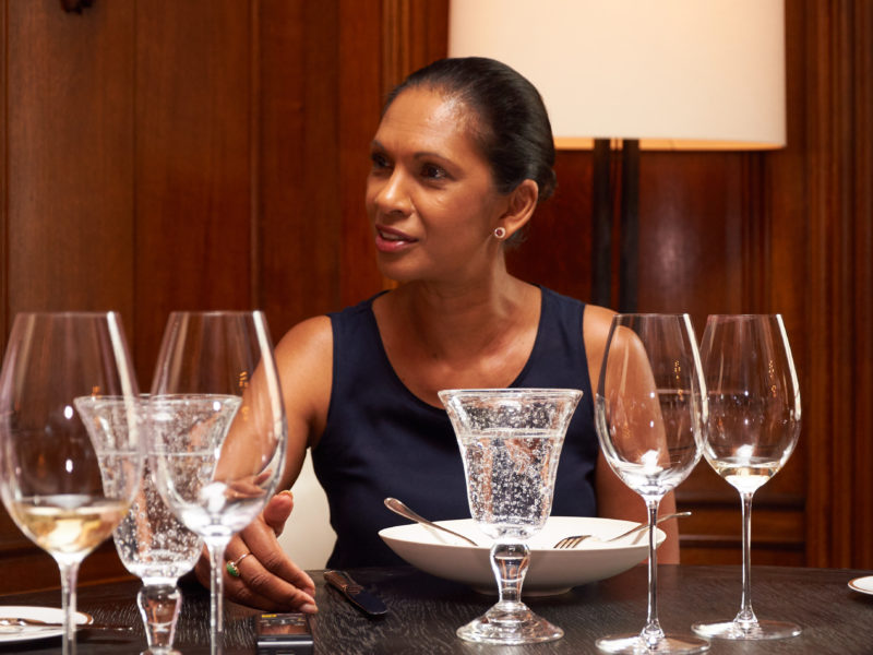 Liquid Lunch: Gina Miller on Brexit, her story and being a 'dynamic' fatalist