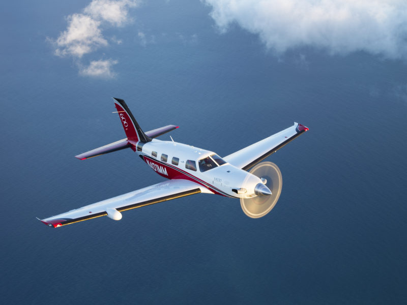 How BAE wants to help businesses 'escape time' with the Piper M600