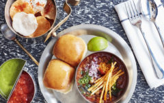 Bombay Bustle review: Curry and wine pairing perfection as Mumbai arrives in W1