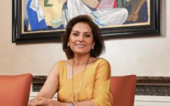 Anita Choudhrie talks philanthropy, art and cars