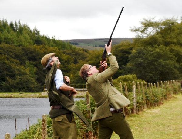Cream of Devon: A day at the Challacombe Shoot