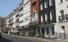 Ban on Mayfair 'mega-homes'