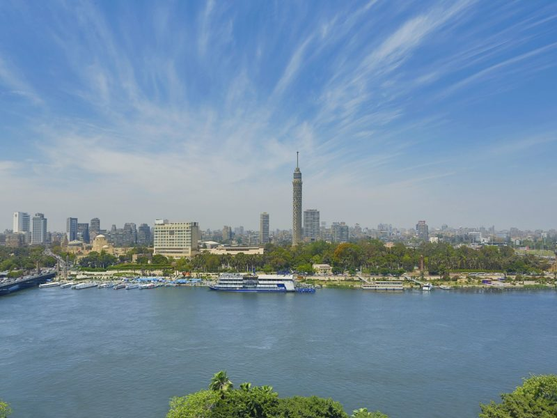 How Cairo caters to the world's most affluent travelers