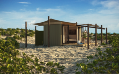 Blue Safari Seychelles' brand new eco camp